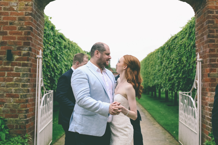 46 Jenna & Ollie's Relaxed, Vintage Wedding. By Emma Boileau