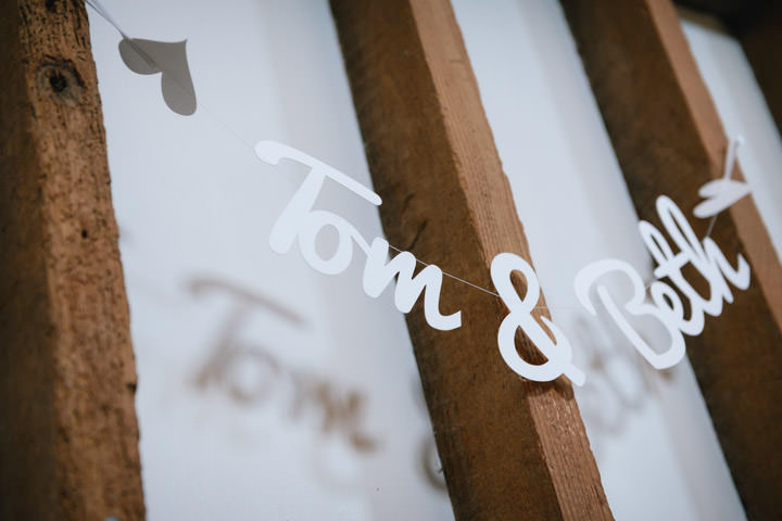 48 Beth & Tom's Rockabilly Barn Wedding. By Tino & Pip