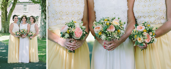 48 Iola & Rhys' Rustic, Yellow Themed Wedding. By Tony Fanning