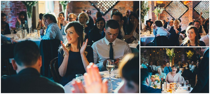 48 Laura & Greg's Peaches and Cream Barn Wedding. By Nicola Thompson
