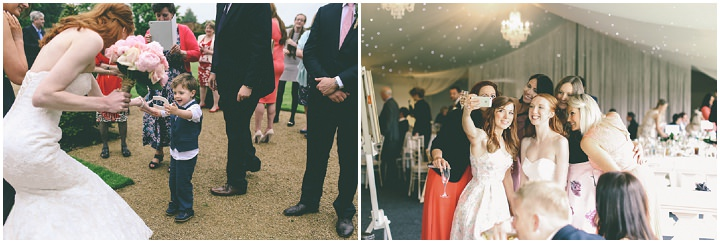 49 Jenna & Ollie's Relaxed, Vintage Wedding. By Emma Boileau