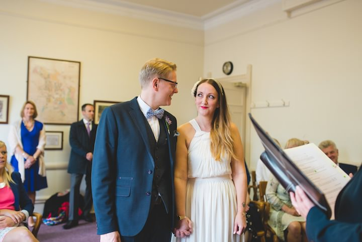 5 Carrie & Simon's Humanist Tipi Wedding. By Becky Ryan Photography