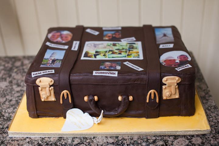 51 Catherine & Chris' Travel Inspired Cotswold Wedding. By Natasha Cadman