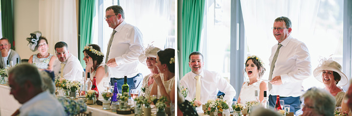 55 Iola & Rhys' Rustic, Yellow Themed Wedding. By Tony Fanning