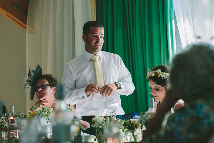 56 Iola & Rhys' Rustic, Yellow Themed Wedding. By Tony Fanning