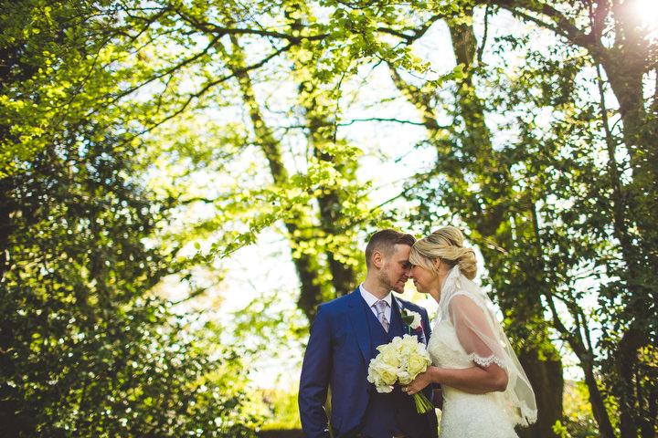 57 Fiona & John's Candlelit Sheffield Wedding. By S6 Photography