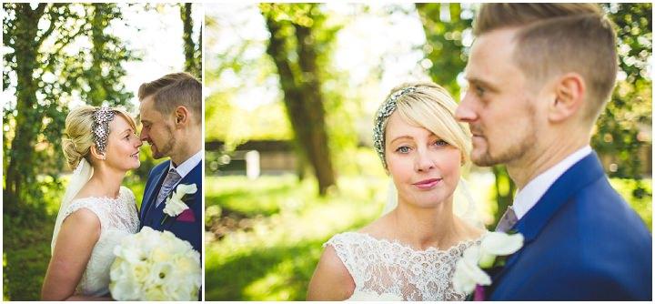 59 Fiona & John's Candlelit Sheffield Wedding. By S6 Photography