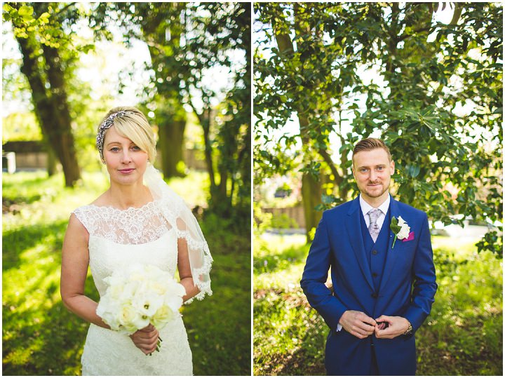 61 Fiona & John's Candlelit Sheffield Wedding. By S6 Photography