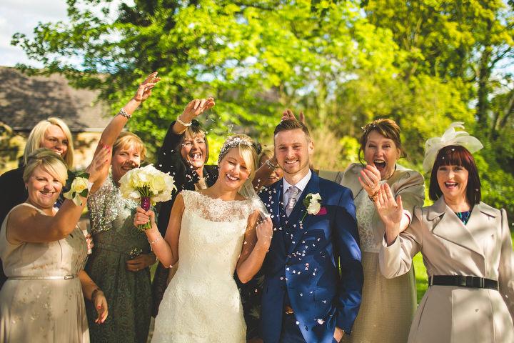 62 Fiona & John's Candlelit Sheffield Wedding. By S6 Photography