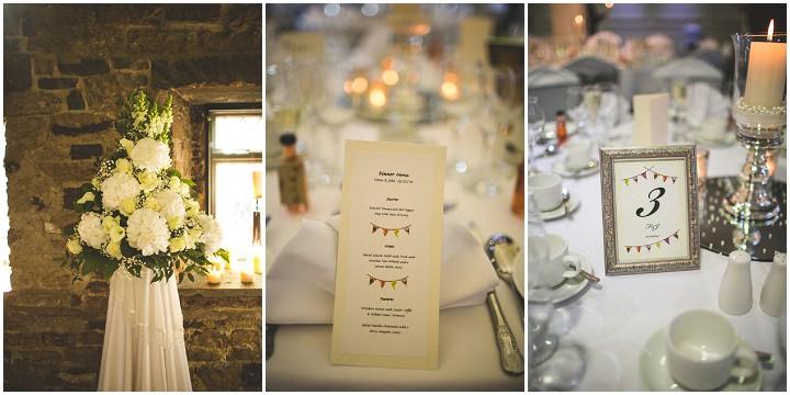 63 Fiona & John's Candlelit Sheffield Wedding. By S6 Photography