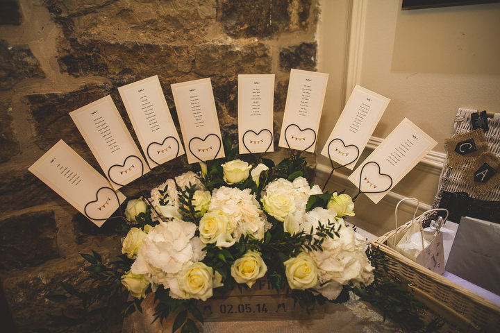 65 Fiona & John's Candlelit Sheffield Wedding. By S6 Photography