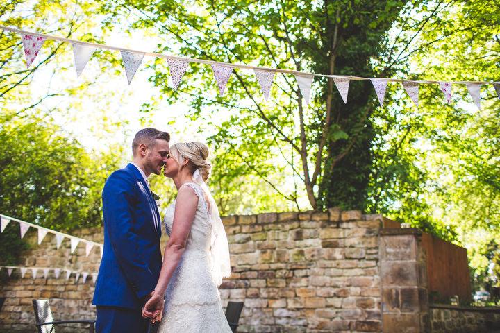 67 Fiona & John's Candlelit Sheffield Wedding. By S6 Photography