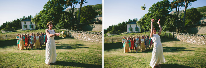 67 Iola & Rhys' Rustic, Yellow Themed Wedding. By Tony Fanning