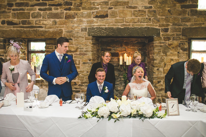 69 Fiona & John's Candlelit Sheffield Wedding. By S6 Photography
