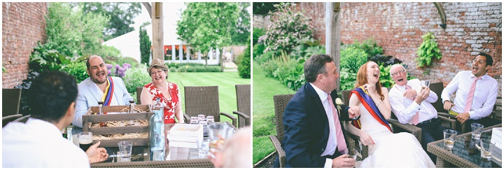69 Jenna & Ollie's Relaxed, Vintage Wedding. By Emma Boileau