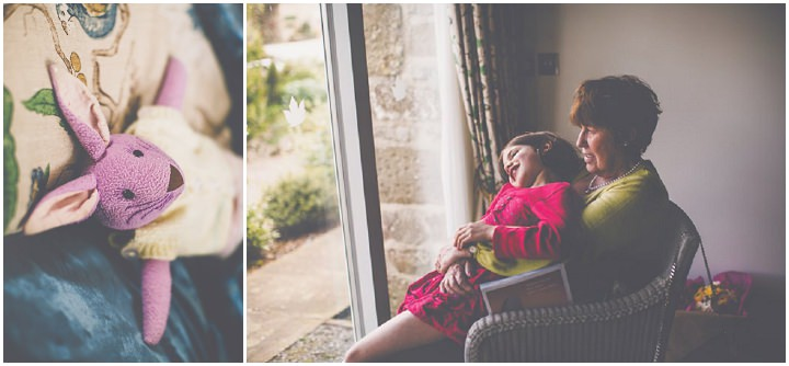 7 Elisabeth & David's Relaxed North Yorkshire Wedding. By James Melia