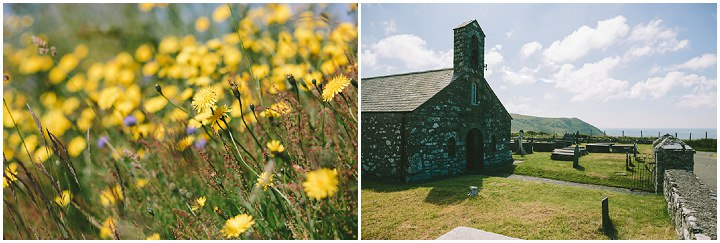 7 Iola & Rhys' Rustic, Yellow Themed Wedding. By Tony Fanning