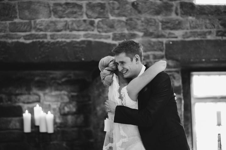 73 Fiona & John's Candlelit Sheffield Wedding. By S6 Photography
