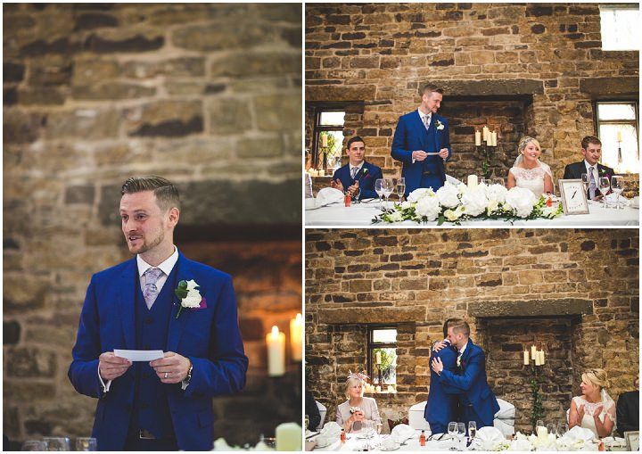 74 Fiona & John's Candlelit Sheffield Wedding. By S6 Photography
