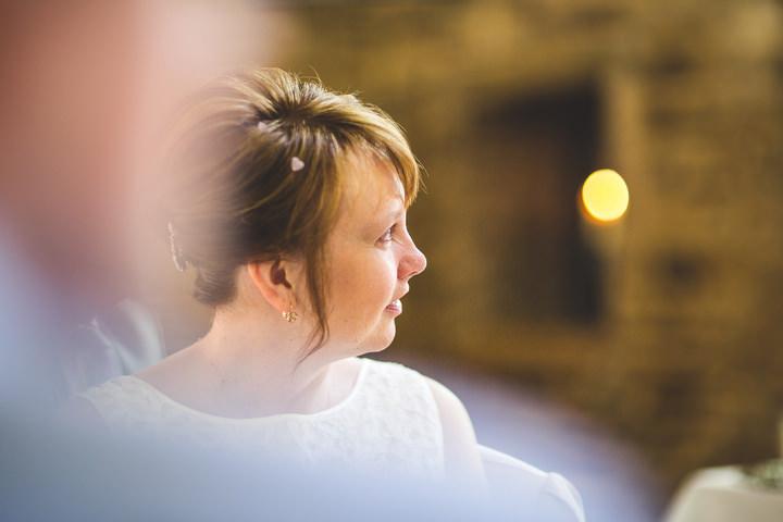 75 Fiona & John's Candlelit Sheffield Wedding. By S6 Photography