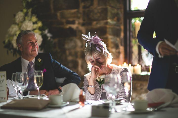 76 Fiona & John's Candlelit Sheffield Wedding. By S6 Photography