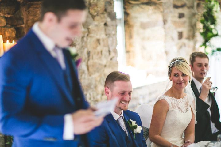 78 Fiona & John's Candlelit Sheffield Wedding. By S6 Photography