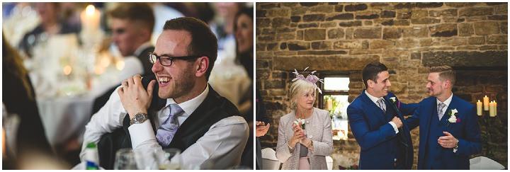 79 Fiona & John's Candlelit Sheffield Wedding. By S6 Photography