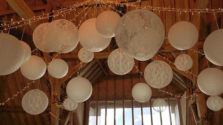 8 Hanging Lantern company