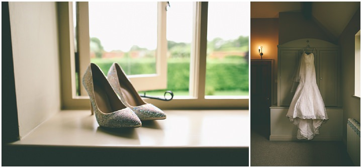 8 Jenna & Ollie's Relaxed, Vintage Wedding. By Emma Boileau