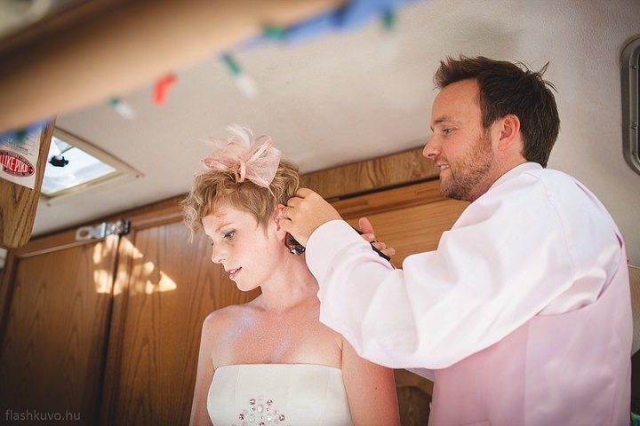 8 Two People One LIfe - Romantic Castle Wedding in Hungary