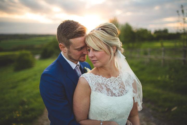 81 Fiona & John's Candlelit Sheffield Wedding. By S6 Photography