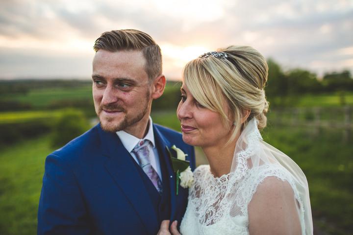 82 Fiona & John's Candlelit Sheffield Wedding. By S6 Photography