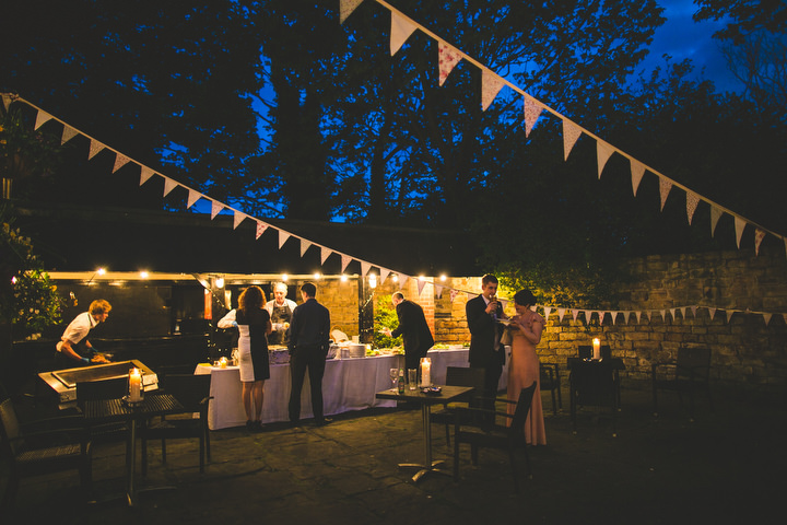 88 Fiona & John's Candlelit Sheffield Wedding. By S6 Photography