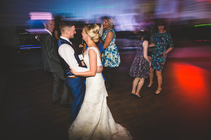 89 Fiona & John's Candlelit Sheffield Wedding. By S6 Photography