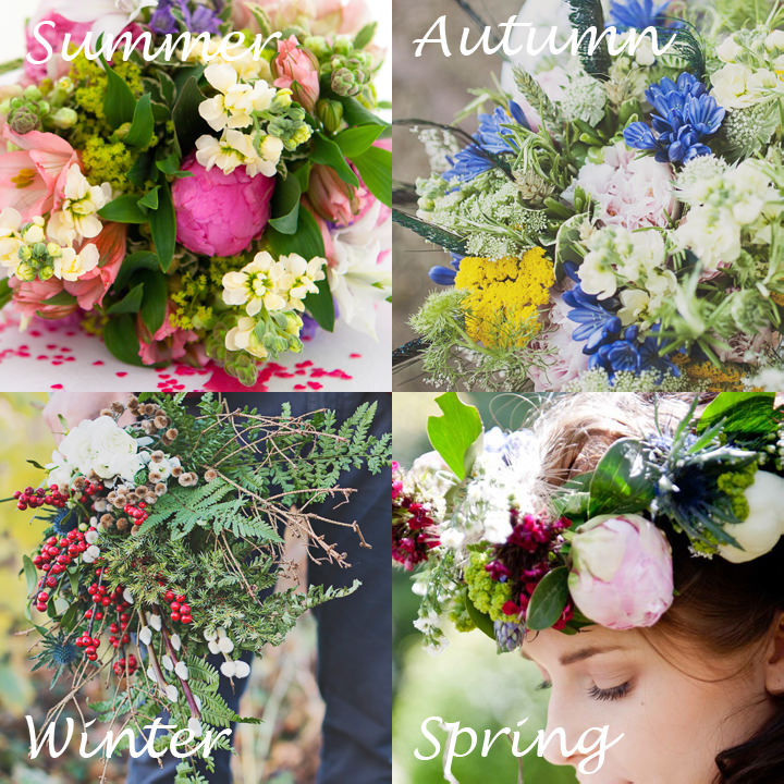 Wedding Flowers For November: Choosing The Perfect Floral Display