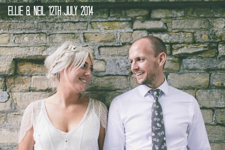 1 Ellie & Neil's Vintage, Shabby Chic Wedding. By Scuffins Photography