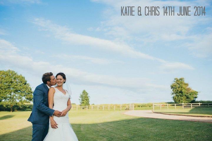 1 Katie & Chris' Vintage Inspired Rustic Wedding. By Funky Pixel
