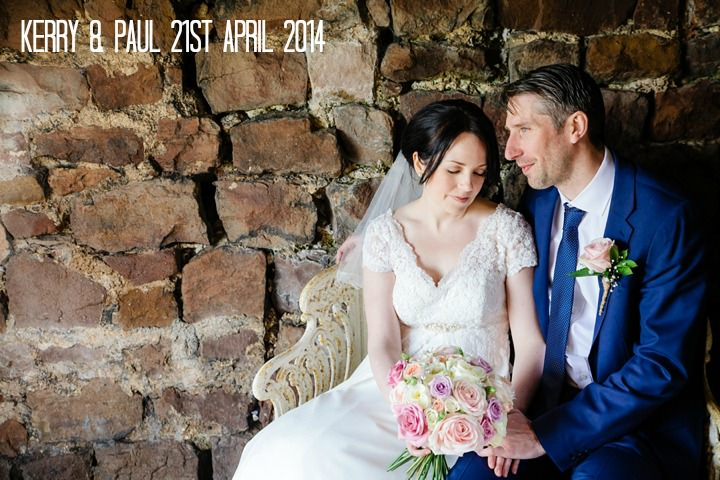 1 Kerry & Paul's Soft Pastel, Barn Wedding. By Tux and Tales