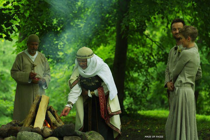 12 Two people One Life - A Pagan Ritual in Europe
