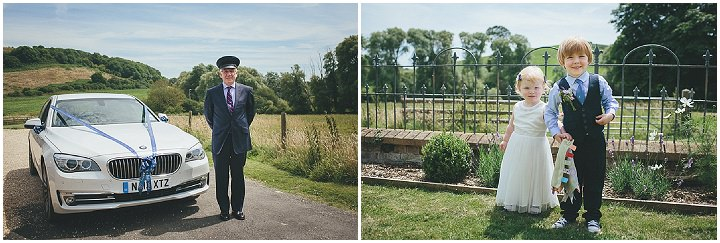 13 Katy & Steven's Navy Dorset Barn Wedding. By Helen Lisk