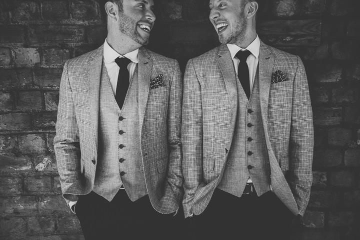 14 Andrew & Glenn's Mr Perfect Manchester Wedding. By Nicola Thompson