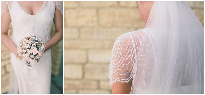 14 Ellie & Neil's Vintage, Shabby Chic Wedding. By Scuffins Photography