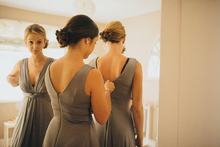 15 Katie & Chris' Vintage Inspired Rustic Wedding. By Funky Pixel