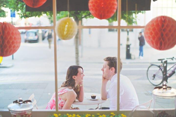 16 Emily & Michael's Belgravia Pre-wedding Shoot. By Jacob & Pauline Photography