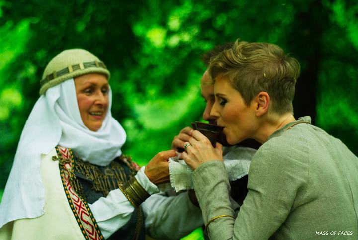 16 Two people One Life - A Pagan Ritual in Europe