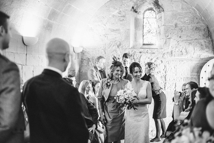 17 Brigitta & Iain's Natural Woodland Inspired Wedding. By Photos by Zoe