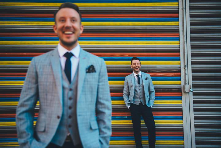 18 Andrew & Glenn's Mr Perfect Manchester Wedding. By Nicola Thompson