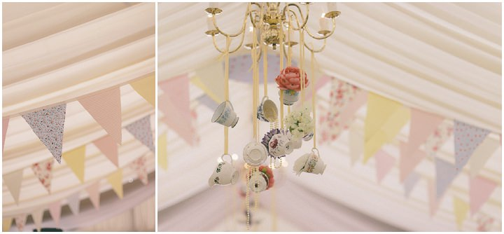 18 Ellie & Neil's Vintage, Shabby Chic Wedding. By Scuffins Photography