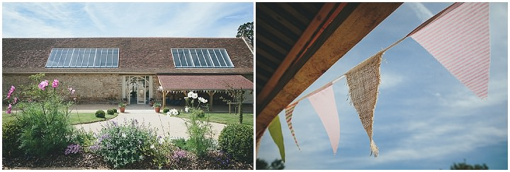 18 Katy & Steven's Navy Dorset Barn Wedding. By Helen Lisk