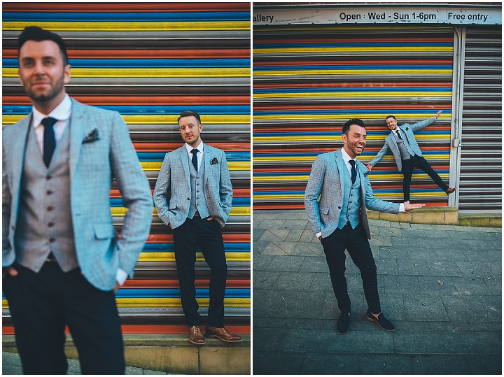 19 Andrew & Glenn's Mr Perfect Manchester Wedding. By Nicola Thompson